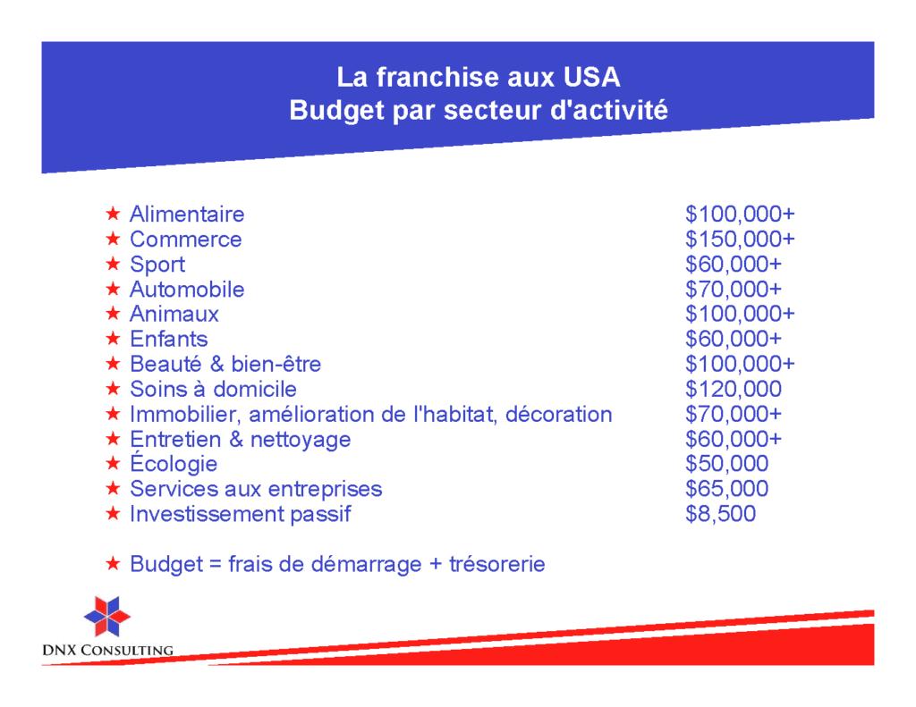 dnx-franchises-usa-budget-par-secteur